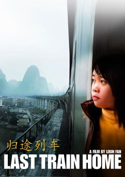 Last Train Home - Migration in China